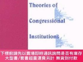 二手書博民逛書店Positive罕見Theories Of Congressional InstitutionsY255174