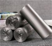 【新年鉅惠】鋼袋銀色垃圾袋加厚家用手提式中大號塑料袋 背心垃圾袋10卷300只