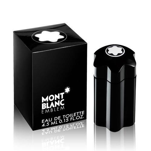 Mont Blanc萬寶龍 Emblem男性淡香水小香4.5ml 【櫻桃飾品】 【23933】