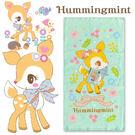 哈妮鹿 Hummingmint 三麗鷗 純棉 毛巾 童巾 28x54cm