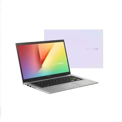 華碩 VivoBook 14 (X413JP-0021W1035G1) 14吋效能SSD筆電(幻彩白)【Intel Core i5-1035G1 / 8GB / 512GB SSD / W10】