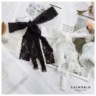 Catworld 女神蕾絲繞頸綁帶內衣肩帶【18003520】‧1.8/2.1鈎寬