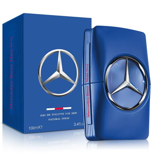 Mercedes Benz 賓士 仲夏之水男性淡香水(100ml)-原廠公司貨【ZZshopping購物網】