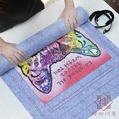 加厚專業拼圖毯收納專用毯拼圖墊1000片 1500片【櫻田川島】