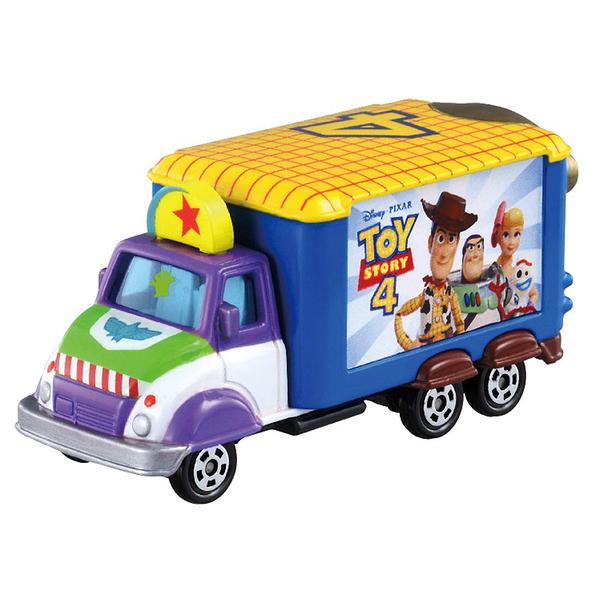 TOMICA 迪士尼小汽車 玩具總動員4 電影宣傳車