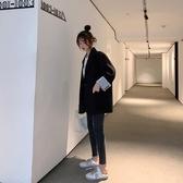 2019秋季新款韓版女士上衣休閒寬鬆百搭小西裝外套女西服長袖顯瘦 嬌糖小屋