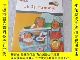 二手書博民逛書店It罕見Is Yummy!(Apple Storybook )(