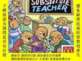 二手書博民逛書店罕見英語原版兒童讀物《Substitute Teacher》Y345161 Stan&Jan Bere
