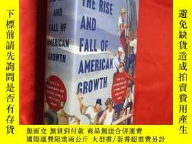 二手書博民逛書店The罕見Rise and Fall of American G