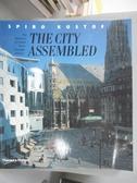 【書寶二手書T1/社會_XAS】The City Assembled: The Elements Of Urban Form Through History_Castillo, Greg