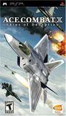PSP Ace Combat X: Skies of Deception 空戰奇兵X:詭影蒼穹(美版代購)