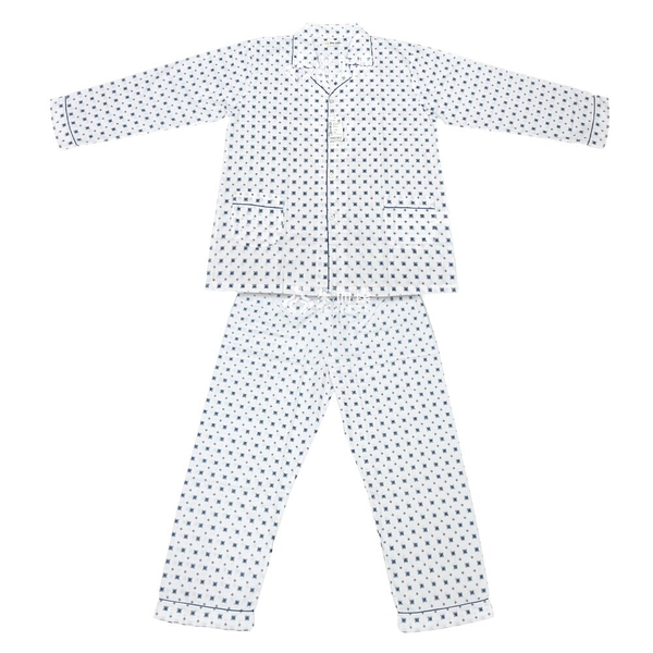 來而康 福勝 男士居家型 睡衣/褲 輕薄款 花樣隨機出貨