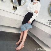 手拿包包女士夏天潮韓版個性時尚百搭斜挎大容量氣質手包 小確幸生活館
