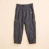 【金安德森】KA結紗牛仔薄長褲