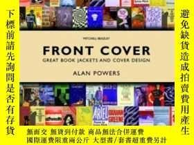 二手書博民逛書店Front罕見CoverY256260 Alan Powers Mitchell Beazley 出版200