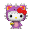 【 Funko 】POP三麗鷗 凱蒂貓怪獸系列 怪獸凱蒂貓(FK49832) / JOYBUS玩具百貨