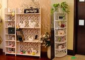 【Osun】DIY木塑板白色雕花七層櫃(CE178-120COMBO)
