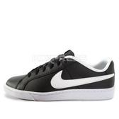 Nike Court Royale [749747-010] 男鞋 運動 休閒 經典 網球 復古 黑 白