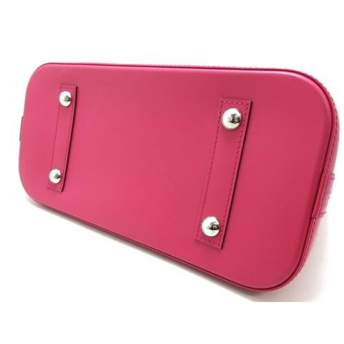 Louis Vuitton LV M42046 ALMA PM EPI水波紋皮革手提艾瑪包.桃紅 全新 預購【茱麗葉精品】