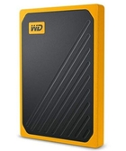 WD My Passport Go 500GB(黑/琥珀黃) 外接式固態硬碟【刷卡含稅價】