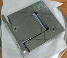 【麗室衛浴】臺灣精品YD-001 國產油壓緩降 90度 玻對牆/不鏽鋼夾具