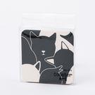 GiftConcept貓咪雙面紙杯墊8入組-生活工場