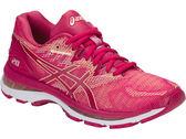 ASICS 亞瑟士 女 慢跑鞋  GEL-NIMBUS 20 (桃紅) 緩衝型鞋款  T850N-2121 【胖媛的店】