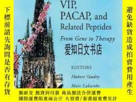 二手書博民逛書店【罕見】VIP, PACAP, and Related Peptides: From Gene to Therap