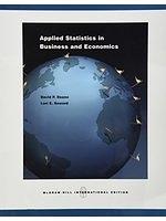 二手書博民逛書店《Applied Statistics in Business
