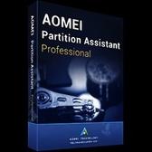 AOMEI Partition Assistant Professional 硬碟分割管理 終身升級2PC