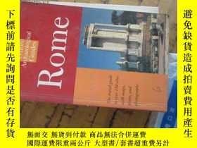 二手書博民逛書店c0007rome(the罕見travel guide to o