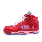 Nike Girls Air Jordan 5 Retro GS [440892-605] 童鞋 喬丹 經典 休閒 粉紅
