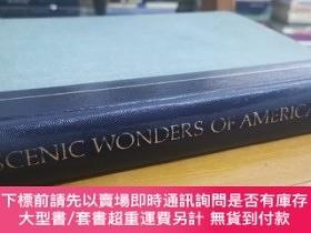二手書博民逛書店英文原版:SCENIC罕見WONDERS OF AMERICAY367822 Reader s Digest