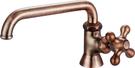 【麗室衛浴】國產 精緻良品 古典立式自由水栓 單一出水 LS-34323