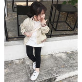 2019春款兒童棒球服正韓男女童休閒夾克外套卡通印花上衣