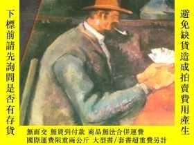 二手書博民逛書店2手英文罕見Cezanne (Colour Plate Book