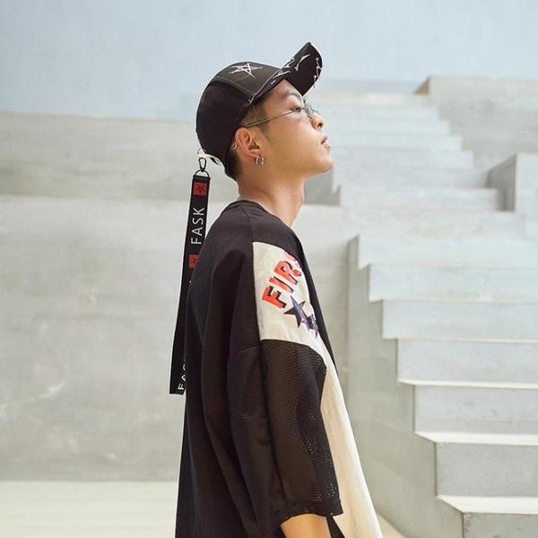 棒球帽 帽子男潮個性韓版街頭男生潮流帥氣棒球帽時尚學生百搭潮牌鴨舌帽