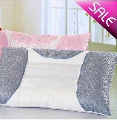 全棉貢緞決明子枕頭 2個組