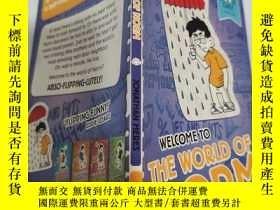 二手書博民逛書店welcome罕見to the world of norm 歡迎來到規範的世界Y200392