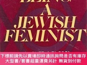 二手書博民逛書店On罕見Being A Jewish FeministY464532 Susannah Heschel Sch