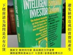 二手書博民逛書店The罕見Intelligent Investor Benjamin Graham 本傑明·格雷厄姆 《聰明的投資