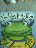 【書寶二手書T7/繪本_PAX】The Icky Sticky Frog_Bentley, Yoon