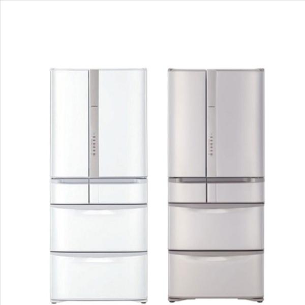 回函贈日立【RSF62JSN】615公升六門(與RSF62J同款)冰箱星燦不鏽鋼