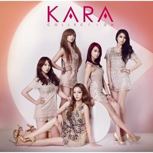 KARA COLLECTION  CD附DVD 限定盤  (音樂影片購)