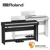 Roland FP-90X 樂蘭 88鍵 數位電鋼琴 附原廠琴架、三音踏板、中文說明書、另附琴椅 支援藍芽連線