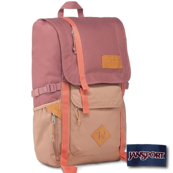 【JANSPORT】HATCHET系列後背包 -玫瑰褐(JS-42010)