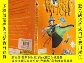 二手書博民逛書店the罕見worst witch Jill murphy:最糟糕的女巫吉爾墨菲Y200392