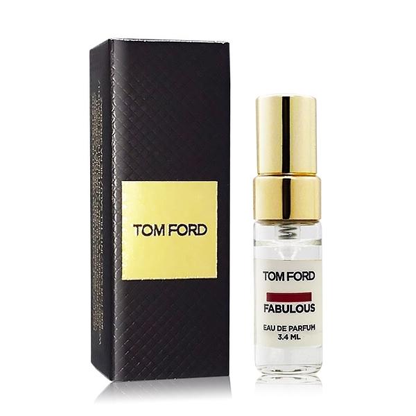 TOM FORD 私人調香系列-先聲奪人香水 F.FABULOUS(3.4ml)[含外盒] EDP-香水航空版【美麗購】