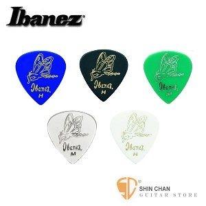 吉他彈片 ► Ibanez (IB16H) 五片混搭組 Pick 彈片