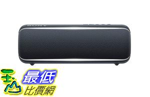 [8美國直購] Sony 防水喇叭 SRS-XB22 Extra Bass Portable Bluetooth Speaker, Black (SRSXB22/B)